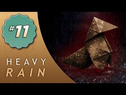 Heavy Rain: Remastered #11 - OLD MAN NINJA ASSASSIN