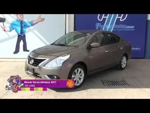 Nissan Versa Advance 2017 863044