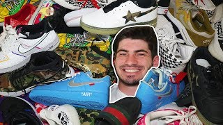 MOPI ENTIRE SHOE + BEST HOODIE COLLECTION