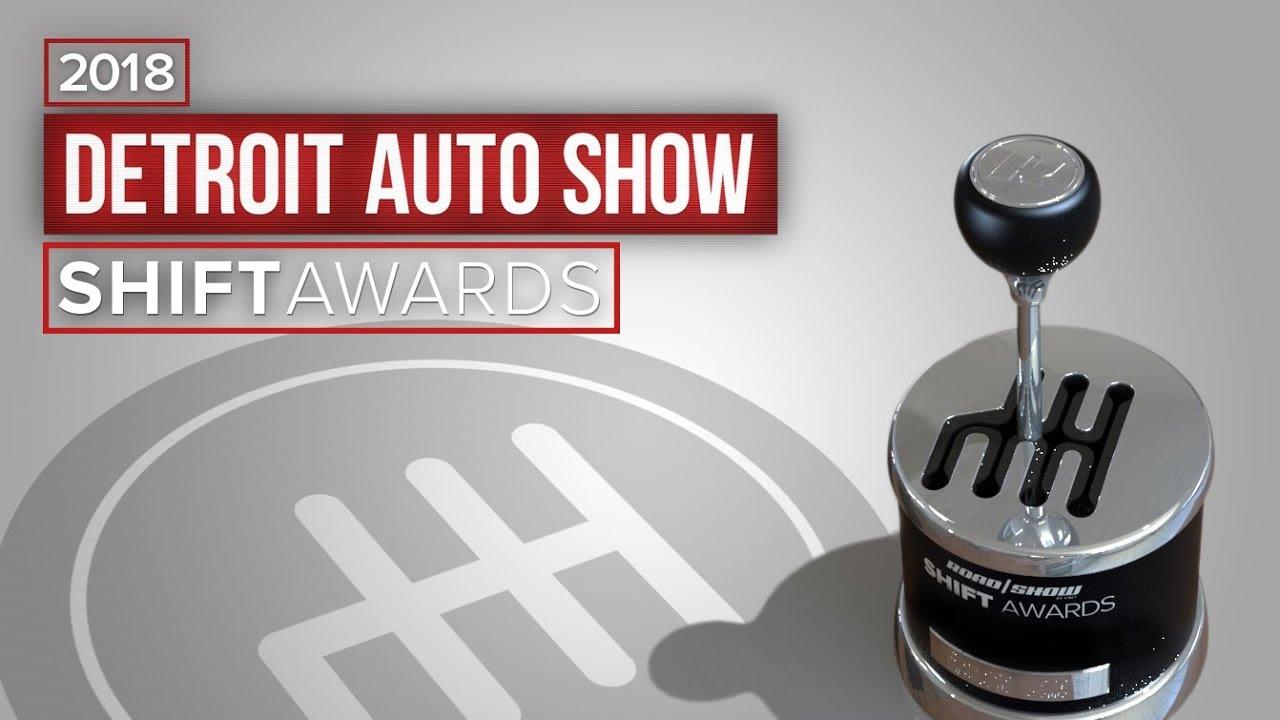 2018 Roadshow Shift Award Winners - NAIAS 2018 - Dauer: 16 Minuten