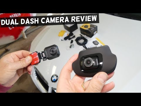 Z-EDGE DUAL DASH DASH CAMERA PRODUCT REVIEW. INSTALLATION KIT + 16GB SD CARD