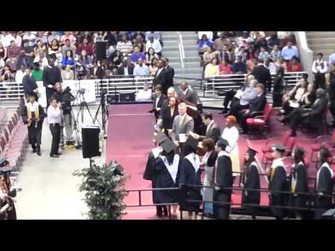 Graduación de mi sobrino Jesus Castellano