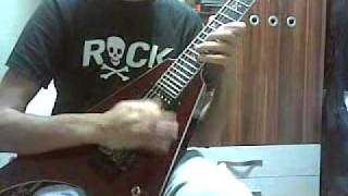 Tyrants of the Rising Sun Michael Amott 2008 live solo cover