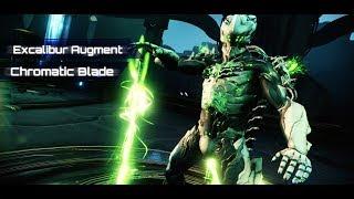 Quick test for Excalibur Augment: Chromatic Blade [20.7.0]