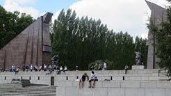 Berlin, Germany - Soviet War Memorial in Treptower Park