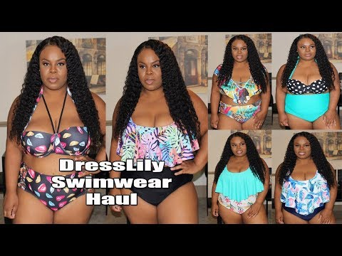 what?!?!?!-plus-size-swimsuit-try-on-haul-|-dresslily