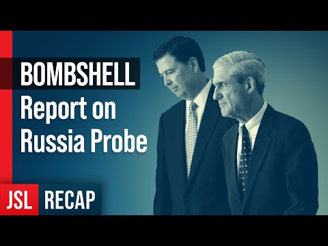 BOMBSHELL Report – Former FBI Lawyer Unlawfully Altered Russia Probe Documents