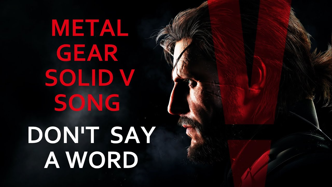 Download Don't Say A Word by Miracle Of Sound (Metal Gear Solid V) (Epic Synth-Rock)