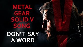 METAL GEAR SOLID V SONG - Don
