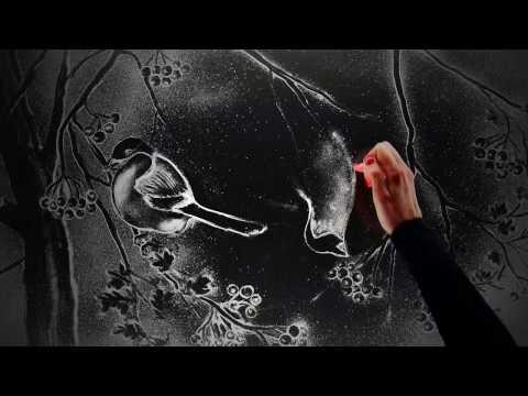 Roman Czura - Ptasie radio sł. Julian Tuwim / Contento Core / Salt animation