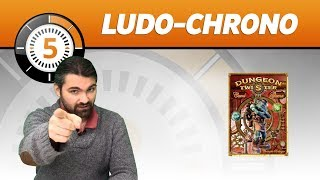 LudoChrono - Dungeon Twister: The Card Game