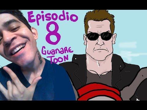 Guanare toon episodio 8