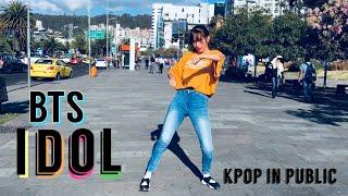 [KPOP IN PUBLIC] BTS (방탄소년단) 'IDOL' DANCE COVER!!