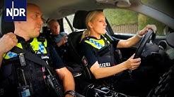 Auf Streife in Hamburg: 24 Stunden Polizeinotruf | die nordreportage | NDR Doku