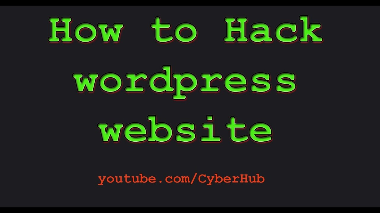 how to hack wordpress website (Arbitrary File Download)