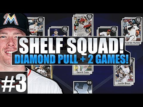 Diamond Pull! Shelf Squad #3! MLB The Show 17 Diamond Dynasty!