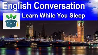 English Listening Practice, With Subtitles ★ Sleep Learnin...