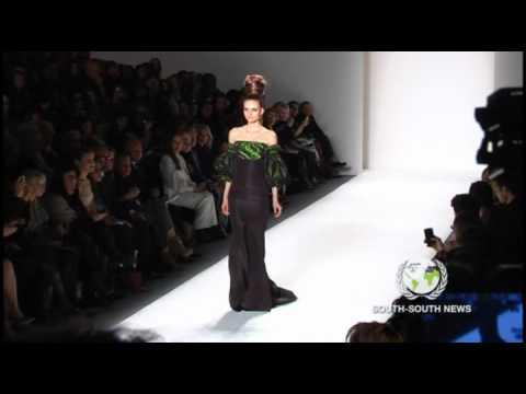 Interview with Zang Toi - NY Fashion Week Fall 2011