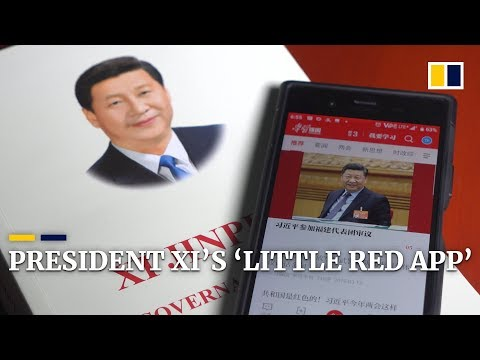 Chinese President Xi Jinping's 'Little Red App' Mp3