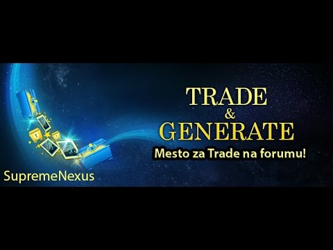 Ingato Trade i Generator (Mesto za Trade na Forumu)