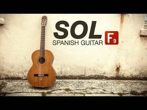 F9 SOL Spanish Guitar Ft. Robin Boult Sample pack Vol 1: Uptempo