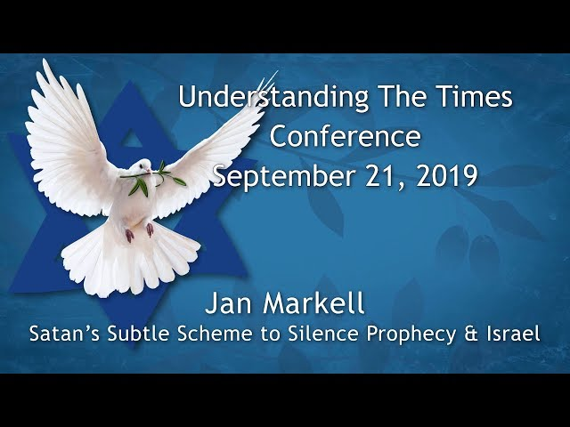Understanding the Times Conference 2019 – Jan Markell