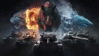 World of Tanks Blitz WOT gameplay playing with Dynamic Leopard EP197(07/15/2018)