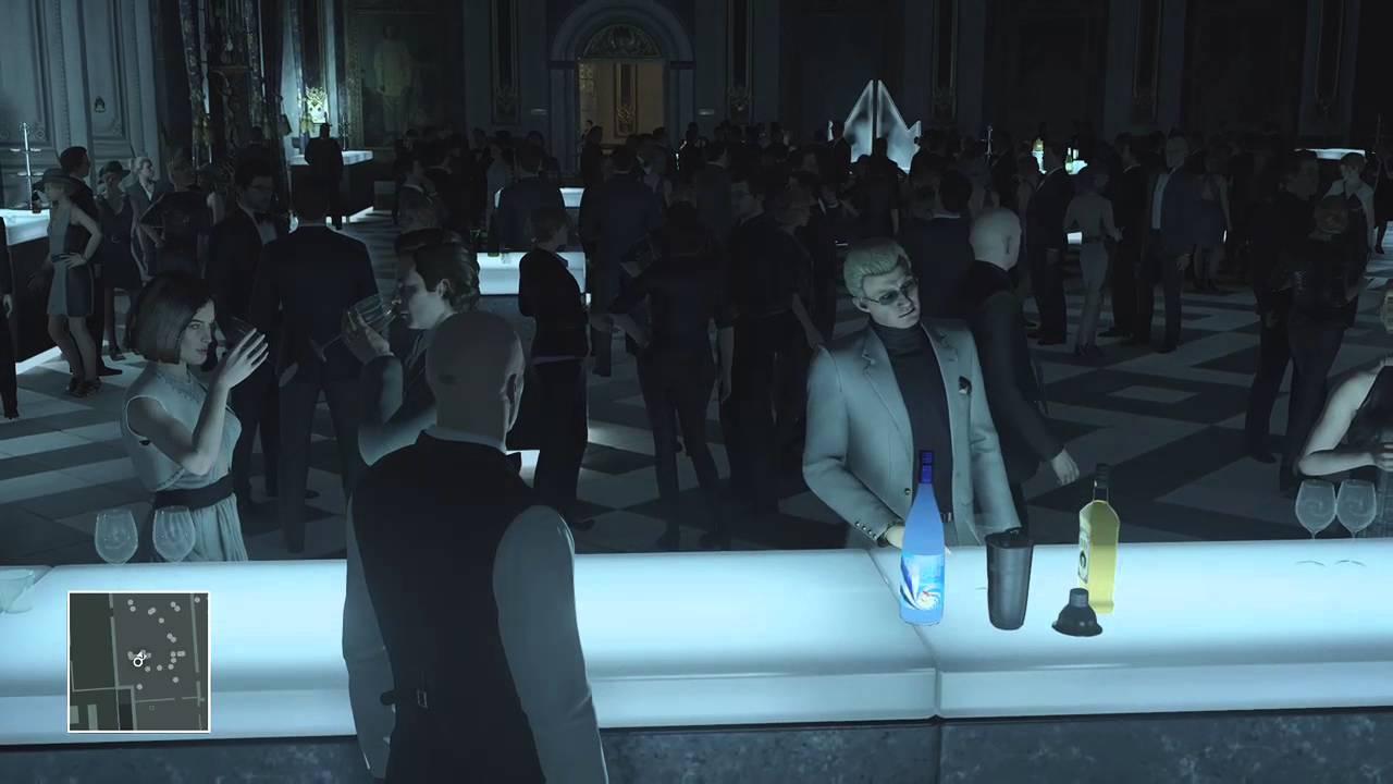 Hitman Xbox One Killing Viktor Novikov With Lethal Poison Youtube