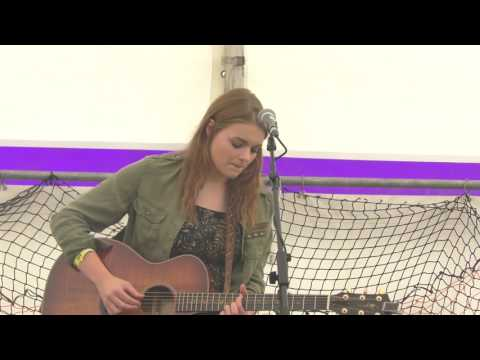 Emma Hardy at Poole Harbour Festival and Camp Bestival
