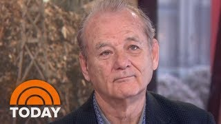 Bill Murray Talks About His New Movie 'Isle Of Dogs,' Which Any DogLover Will Want To See TODAY
