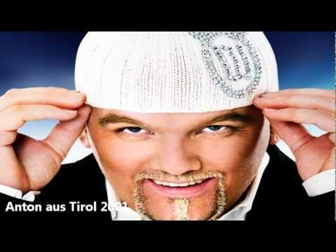DJ-Ötzi Anton Aus Tirol (Lyrics) - YouTube
