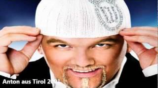 Anton aus Tirol - plagiat / Moj muzikant - original (V. Petrič)
