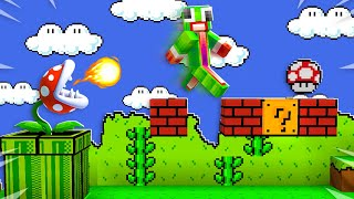 EXTREME SUPER MARIO GAME IN MINECRAFT!
