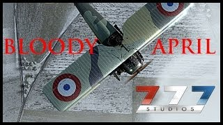 BLOODY APRIL - Rise of Flight. My Tribute to the men and women of the First Great War.
