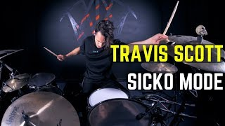 Travis Scott - Sicko Mode | Matt McGuire Drum Cover