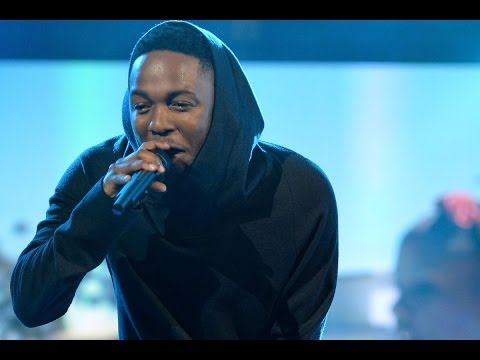 Kendrick Lamar Performing Live @ NBA All Star 2014