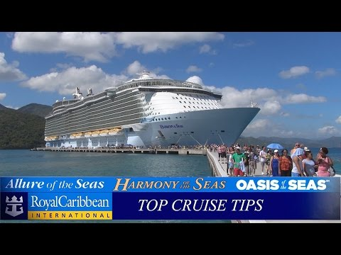 Harmony, Allure and Oasis of the Seas - Top Cruise tips and ship tour on the Western Caribbean