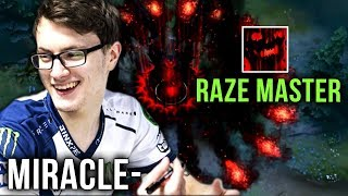Miracle- Shadow Fiend The Razing Maestro EPIC Gameplay Compilation - Dota 2