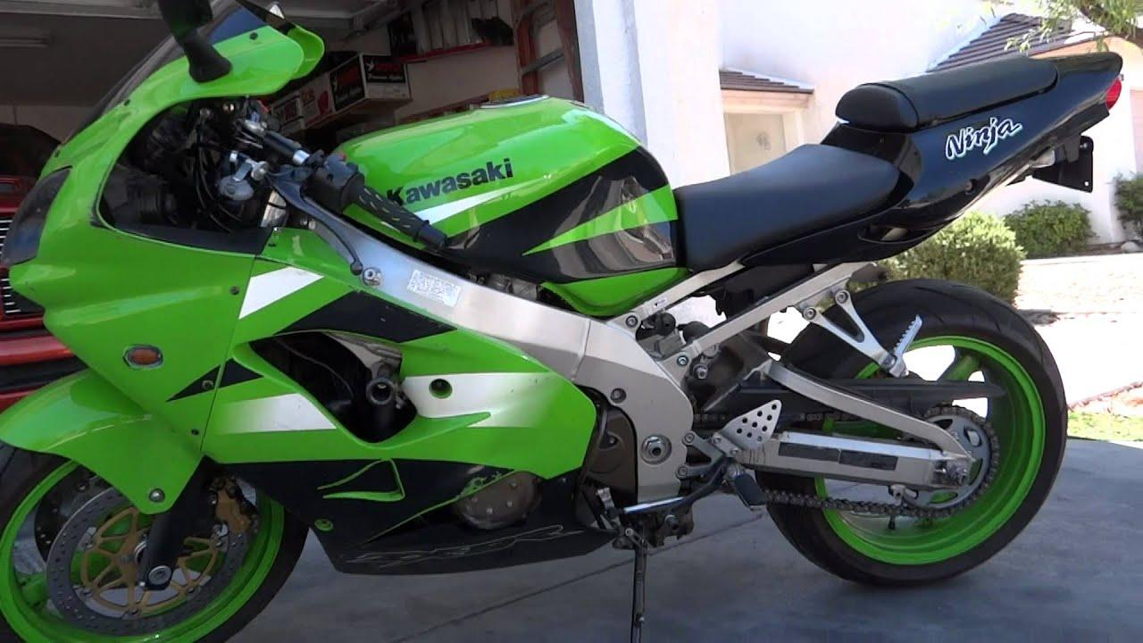 Kawasaki Ninja R Youtube