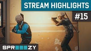 sprEEEzy - PUBG Highlights #15