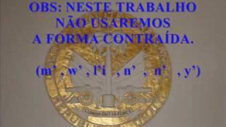 PRONOME PESSOAL EM CREOLE HAITINANO PARA BRASILEIROS