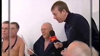 Ireland AM Iceland report two, 2003