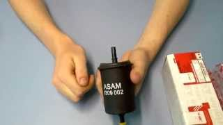 Фильтр топливный бензин Logan Sandero MCV ASAM 30515