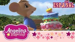Componiendo la fiesta de cumpleaños de Miss Mimi - Angelina Ballerina Latinoamérica