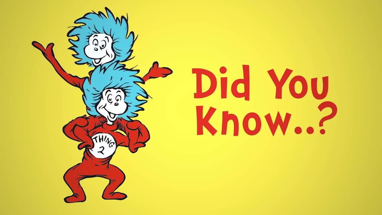 Dr. Seuss Makes Reading Fun!