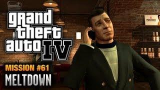 GTA 4 - Mission #61 - Meltdown (1080p)