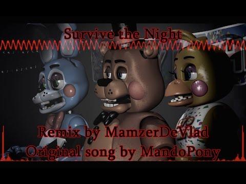 Survive the Night - Remix by MamzerDeVlad [Original song by MandoPony]