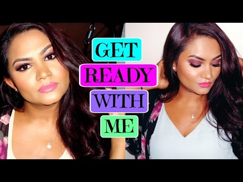 GET READY WITH ME - Casual Day Out | Beauty By Ish