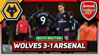 Wolves 3-1 Arsenal |