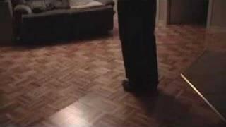 chorgraphie de danse en ligne
